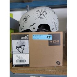 New TSG Evolution Sketch Helmet - Size L/XL