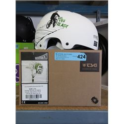 New TSG Evolution World Tour Helmet - Size L/XL