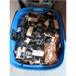 Large Tote of Coffee Packets
