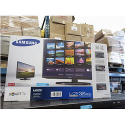 "Samsung 32"" HDMI Smart TV with Remote"