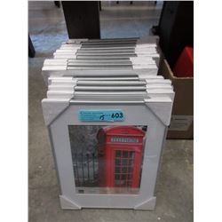 """15 New 11"""" x 14"""" Picture Frames"""