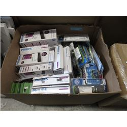 Large Box of Electronics Accessories