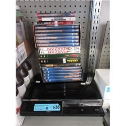 PS3 & Assorted DVD Moves
