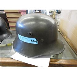 WWI Imperial German Helmet - Model 1916