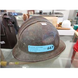 WWII M15 Adrian Army Helmet (rough shape)