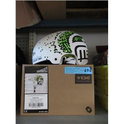 New TSG Evolution World Tour Helmet - Size S/M
