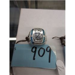 2004 Tampa Bay Lightning Stanley Cup Replica Ring