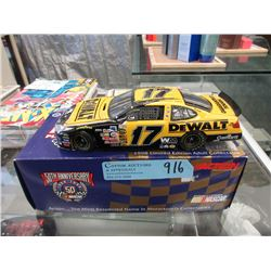 1998 Ltd. Edition Ward Burton #32 DeWalt Stock Car