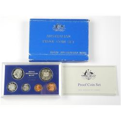 1981 Australian Proof Coin Set