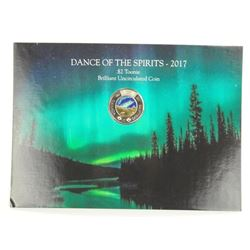 2017 - Dance of The Spirit - BU Coin - Glow in 'Th