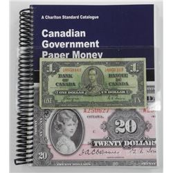 Bank of Canada 1937 - $1.00 w/Charlton Guide.