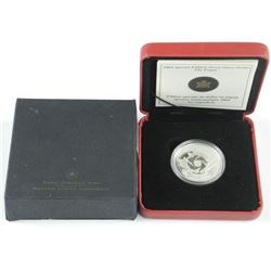 2004 - Special Edition Proof Silver Dollar 'Poppy'
