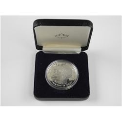 Sterling Silver Official RCM Issue