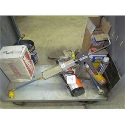 Misc accesories for Air conditioning recovery