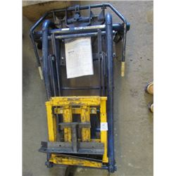 Hydraulic transmission jack Lincoln