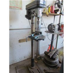 Drill press KING cw Vice 5/8""