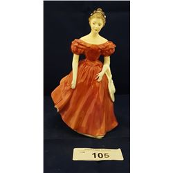 ROYAL DOULTON WINSOME FIGURINE