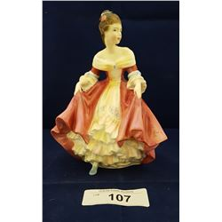 ROYAL DOULTON SOUTHERN BELLE FIGURINE