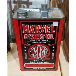 MARVEL MYSTERY OIL 1 GALLON CAN