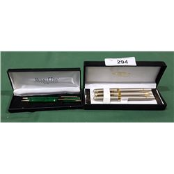 TWO PEN GIFT SETS