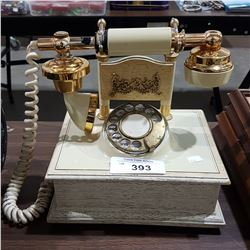 VINTAGE STYLE ROTARY PHONE