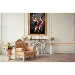 Exclusive Family Portrait plus Luxury 5 Diamond Hotel Stay in New York or Palm Beach