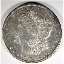 1894-S MORGAN DOLLAR AU/BU