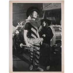 John Lennon and Yoko Ono Original Vintage Photograph