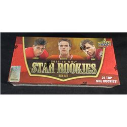 Sealed 2015-16 Star Rookies Box Of the 25 Top