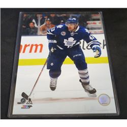 Nazeem Kadri 8x10 Toronto Maple Leafs Glossy Photo