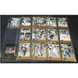 1992 Jogo Missing Years Set Of 22 Cards