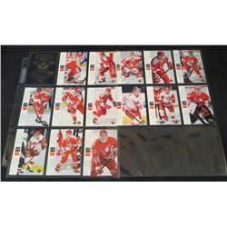 1995 UD World Junior Alumni Complete Set