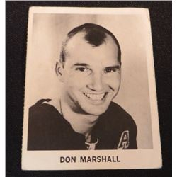 1965-66 Coca-Cola #89 Don Marshall