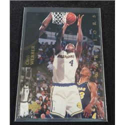 1993-94 Upper Deck SE #4 Chris Webber RC