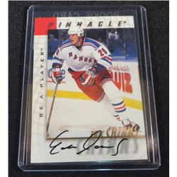 1997-98 Be A Player Autographs #28 Eric Cairns