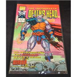 Marvel The Incomplete Deaths Head #2