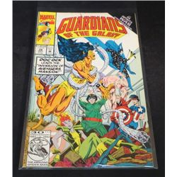 Marvel Guardians Of The Galaxy #28