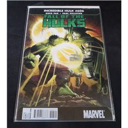 Marvel Incredible Hulk #606