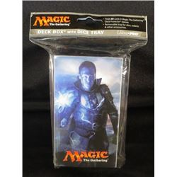 New Magic The Gathering 80 Card Deck Box With