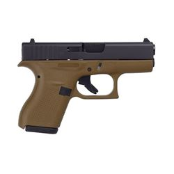 GLOCK G42 FLAT DARK EARTH 380 ACP