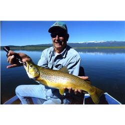 3-Day/4-Night Montana Fly Fishing for 2 Anglers at High Valley Ranch