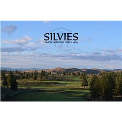5-Days/4-Nights for four: The Retreat and Links at Silvies Valley Ranch.