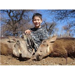 5-Day South Africa Youth Hunt Training Experience
