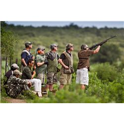 4-Day/3-Night Argentina Dove shooting package for 2 hunters.