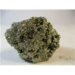 Pyrite from Peru High Luster