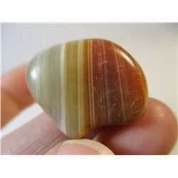 Polished Carnelian Agate