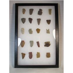 Lot of Arrowheads