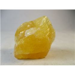 Orange Calcite from Mexico