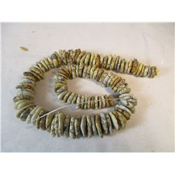 Natural Stone Agate Beads Large Strand