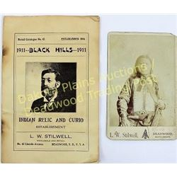 Collection of 2 includes original L.W. Stilwell